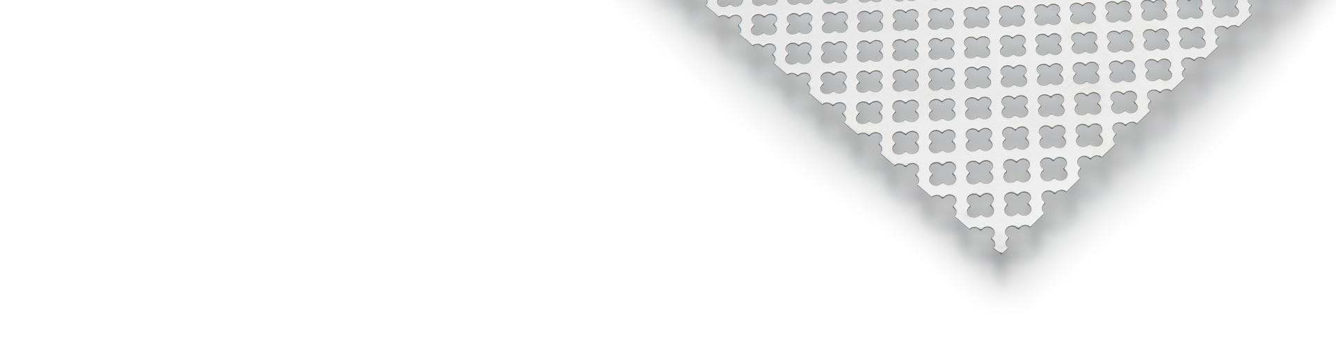 Lochbleche mit dekorlöcher – perfolinea.de
