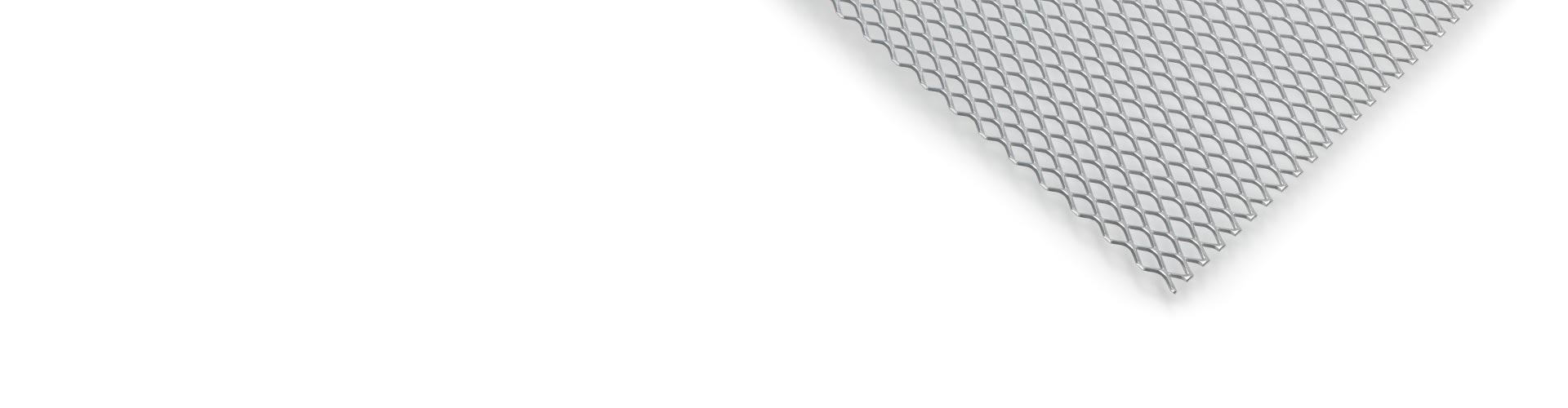 Streckmetall mit Rautenlöchern – perfolinea.de