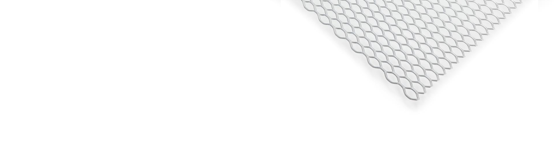 Streckmetall mit Sechskantlöchern – perfolinea.de